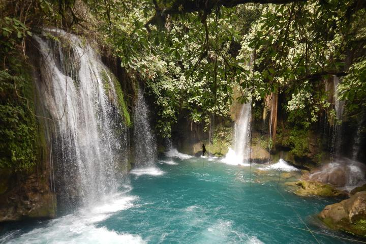 Cascada el Chuveje Foto: Trip