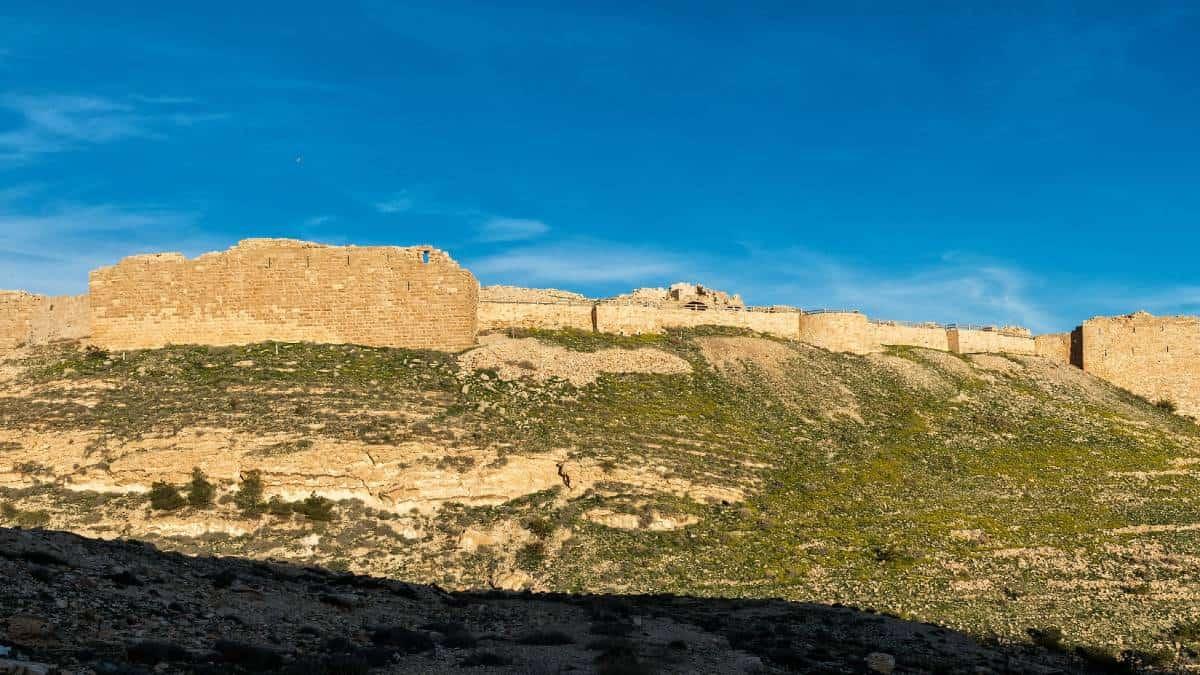 Castillo Karak. Foto: Ramon Muñoz