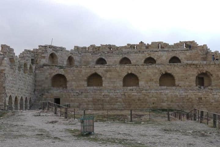 Conoce el famoso Castillo Karak. Foto: krebsmaus07
