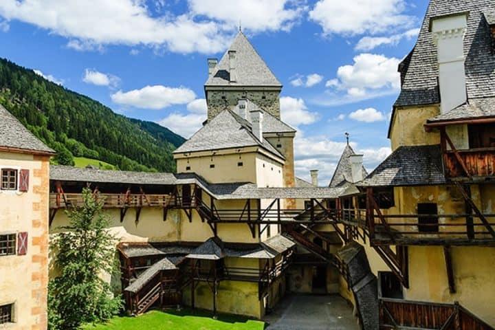 Castillos más macabros del mundo. Austria. Imagen. Archivo