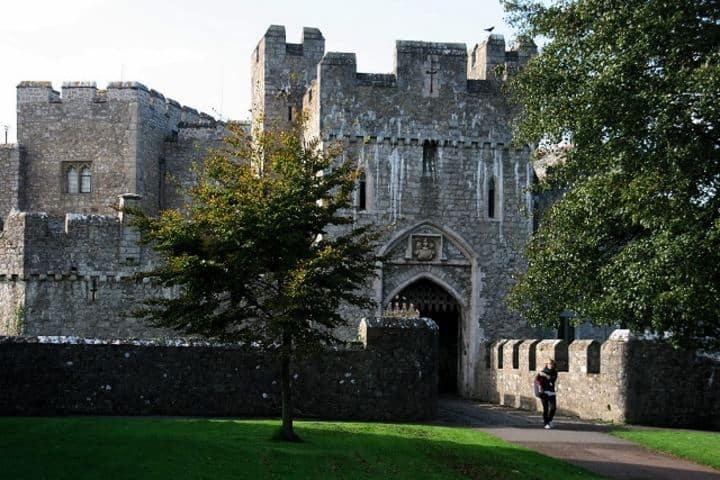Castillos más macabros del mundo. Reino Unido. Imagen. Archivo
