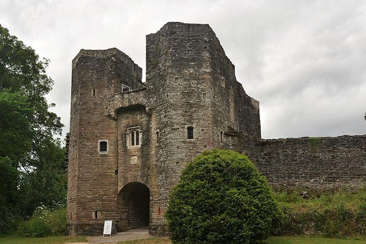 Castillos más macabros del mundo. Reino Unido. Imagen. Nilfanion