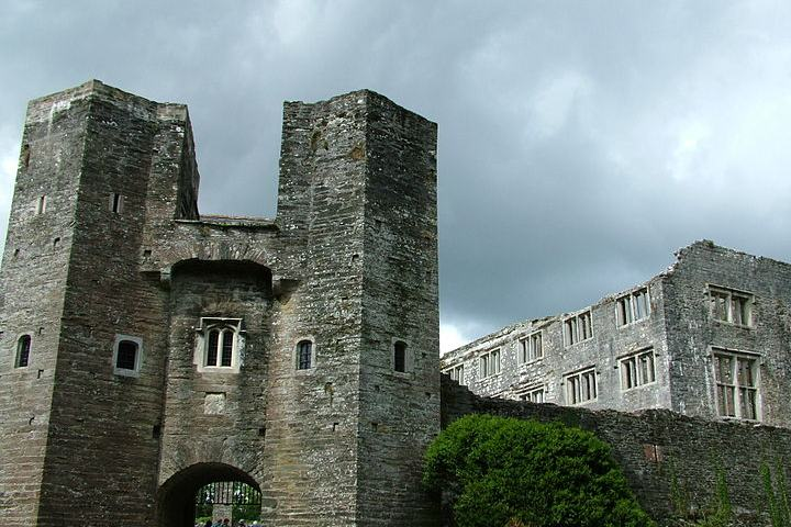 Castillos más macabros del mundo. Reino Unido. Imagen. Steve Berry