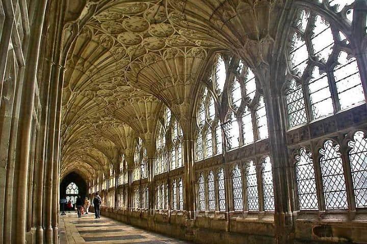 Catedral de Gloucester Foto: Archivo
