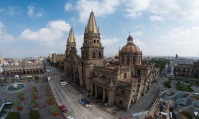 Catedral de Guadalajara. Foto: Raúl Macías