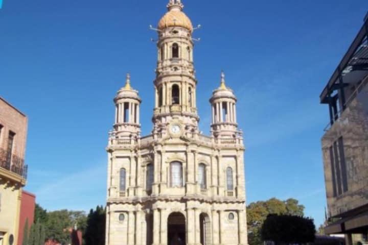 Catedral de San Antonio de Padua Foto: México en fotos