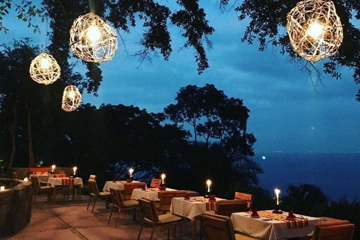 Cena romántica a la luz de las velas Foto: veranayelapa Instagram