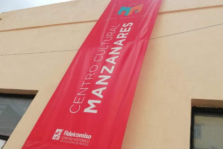 Centro cultural Manzanares 25 – Foto Luis Juárez J.