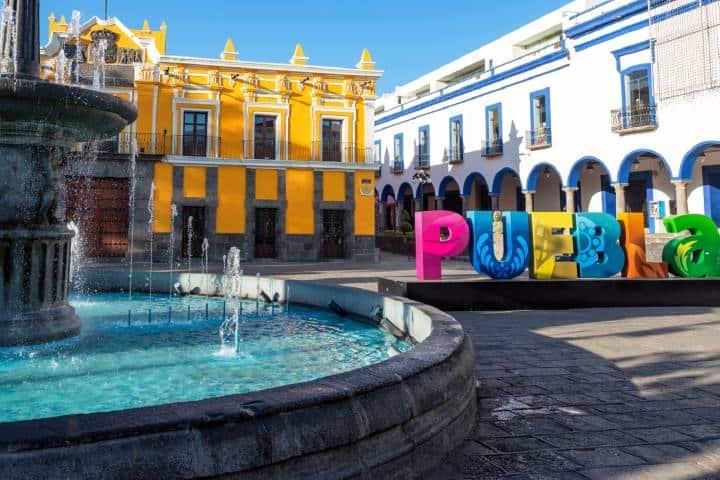 Centro de Puebla Foto: Mobiliare