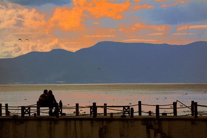 En el Lago de Chapala vivirás días de maravilla. Foto: Archivo