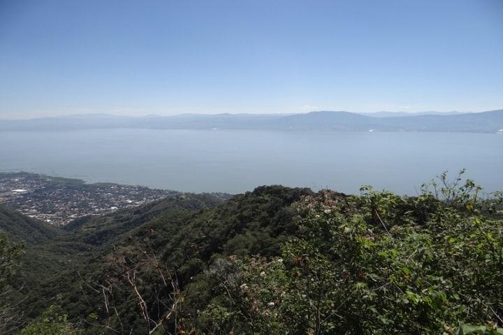 Chupinaya es una de las rutas para hacer senderismo en Chapala. Foto: Senderos de México