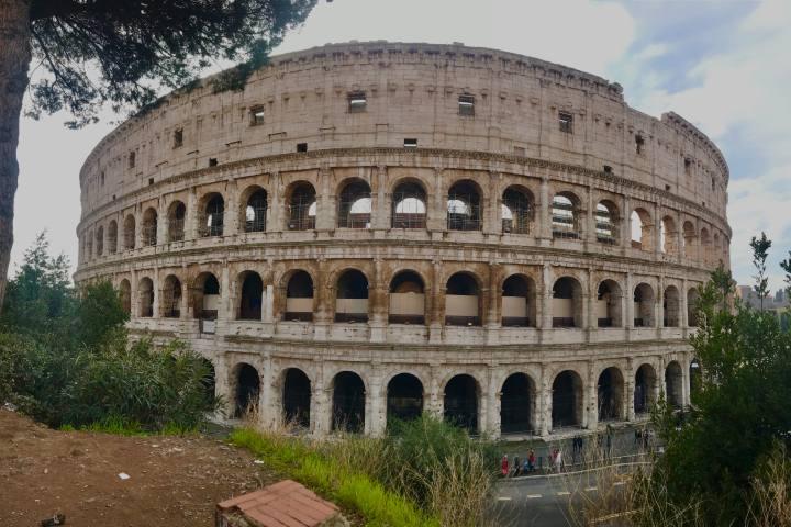 Coliseo de Roma Foto: Ximena Martínez