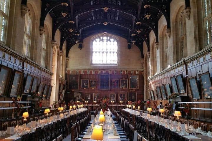 Comedor Oxford Foto: Turismo Literario