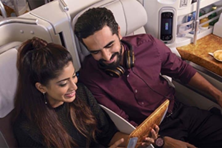 Cómo usuario vas a disfrutar de todo lo que la app móvil de Emirates y Huawei. Foto: Archivo