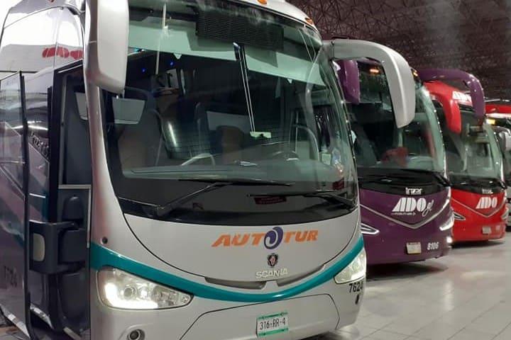 Comprar boletos de autobus en línea, Dónde comprarlos. Autobuses. Imagen. Viajemos más