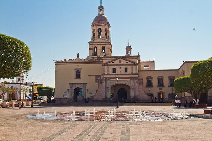 Qué bello es el Convento de la Cruz, ¿No lo crees? Foto: De Paseo en Querétaro