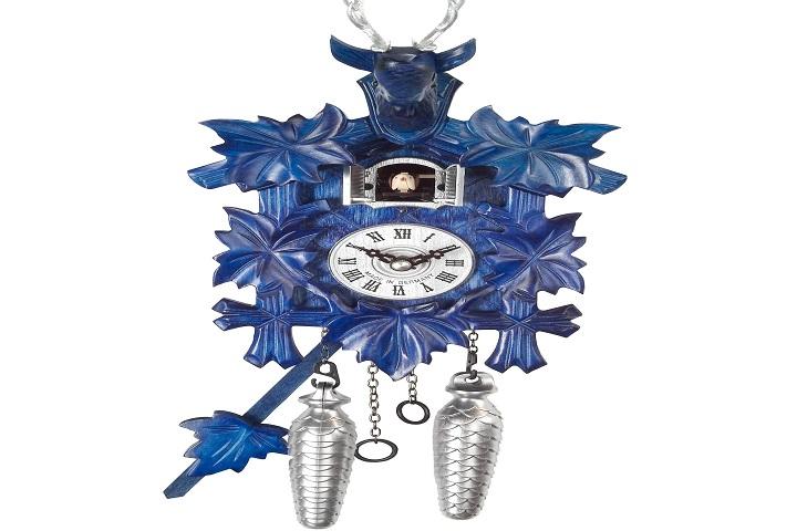 ¿De que crees que esté hecho este reloj cucú? Foto: Gertraud Lackner KG