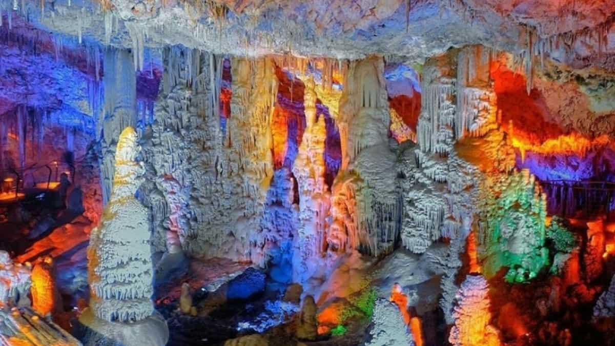 Cueva Absalom Foto_ Visit Israel _ Instagram