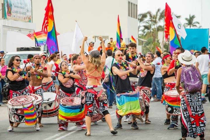 Las playas de Puerto Vallarta son elegidas cómo unas de las mejores playas gay del mundo. Foto: Archivo