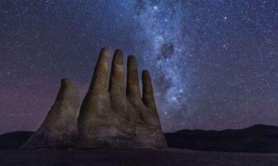 Desierto de Atacama Foto: Fotógrafo nocturno