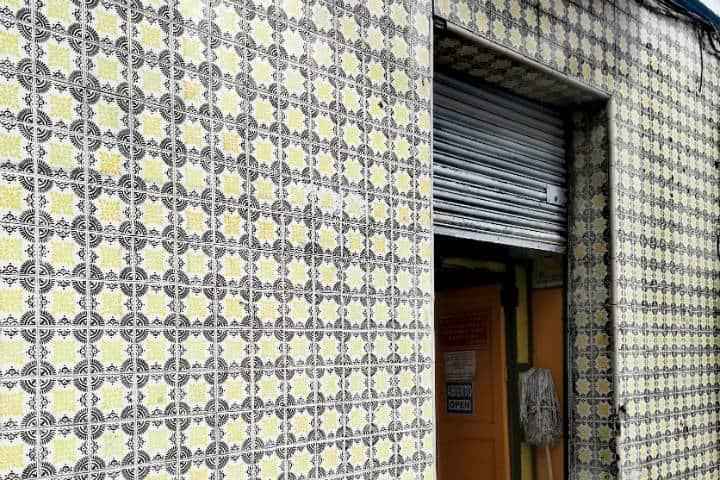 Detalles de los callejones - Foto Luis Juárez J.