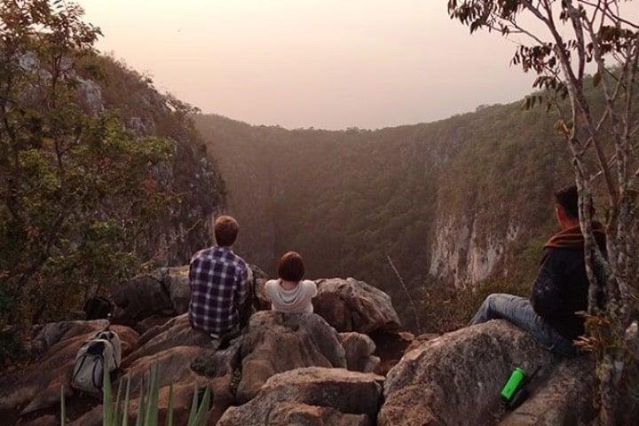 Disfruta de las maravillas vistas. Foto: Sierra Gorda Ecotours