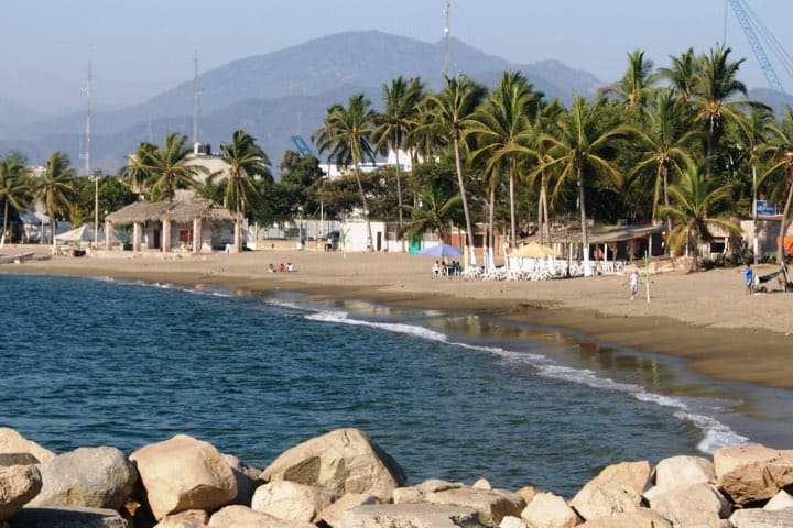 Disfruta en una de las playas mexicanas tendencia ¡Cómo Manzanillo! Foto: Archivo