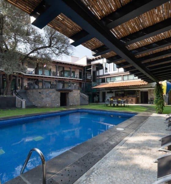 El Hotel Boutique Matian es un sitio dónde hospedarte en Tequisquiapan. Foto: Hotel Boutique Matian | Facebook
