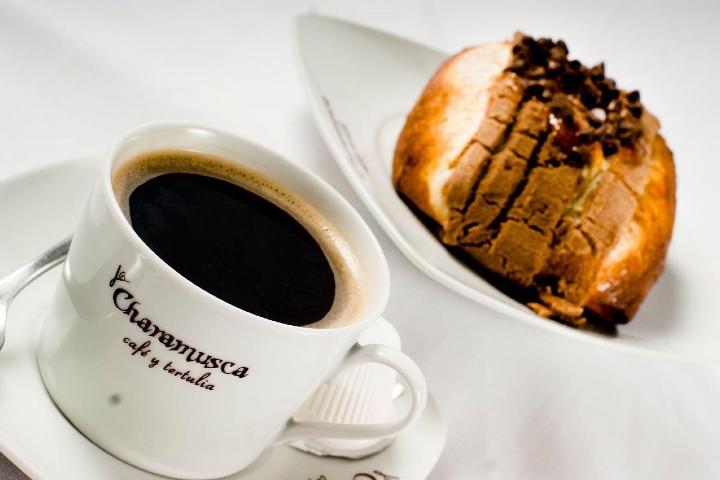 El café de La Charamusca es una delicia. Foto: La Charamusca | Facebook