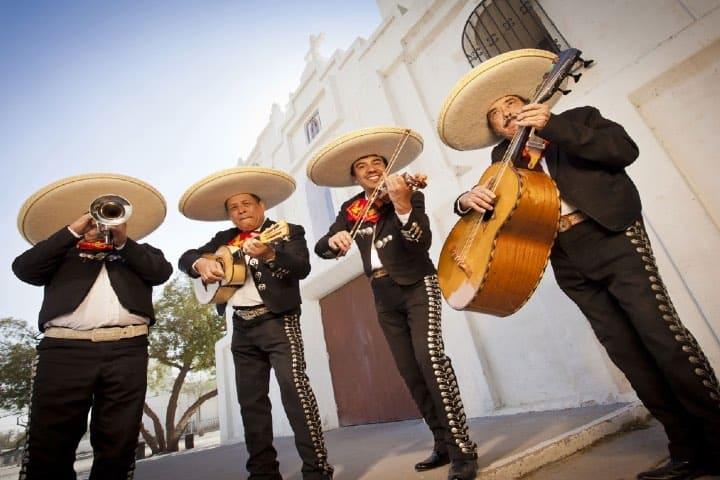 El mariachi es declarado Patrimonio Inmaterial del Estado. Foto: Club Caribe Cancún