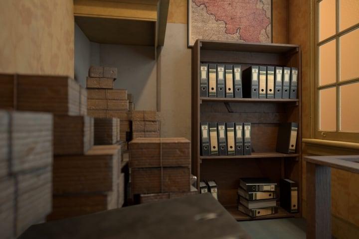 El museo de la Casa de Ana Frank te hará sentir la historia en carne propia. Foto: Archivo