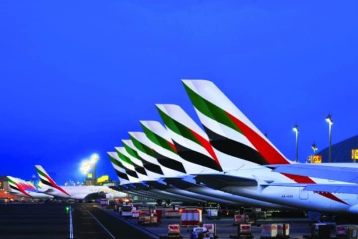Emirates busca la mejor experiencia para sus usuarios a través de ésta app móvil que presenta con Huawei. Foto: Archivo