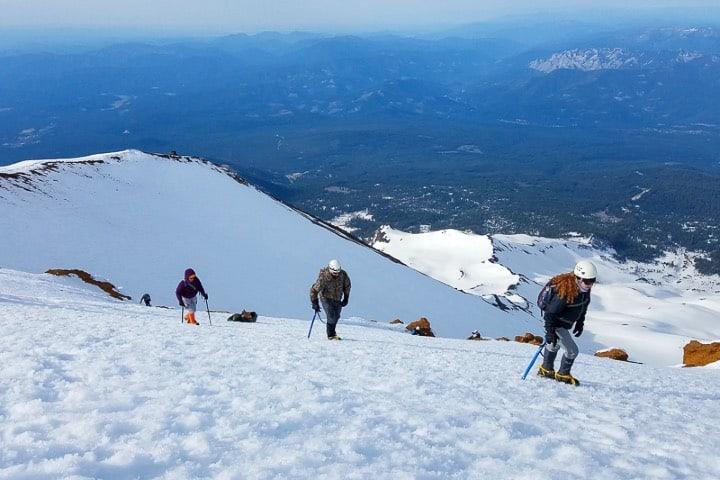 Escala el Monte Shasta ¡Todo un reto! Foto: Travernicolas