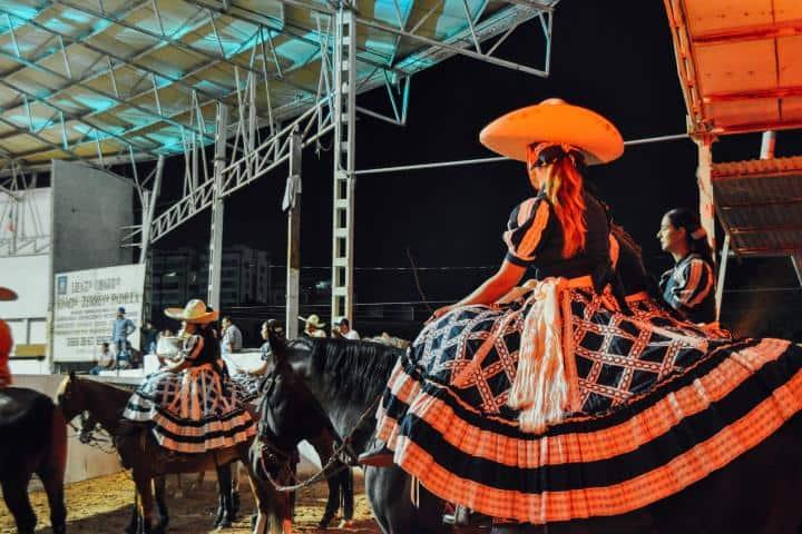 Los trajes son parte de la cultura mexicana. Foto: Archivo