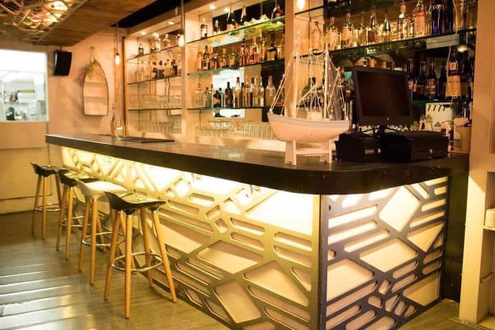El restaurante Nerea es un espacio dedicado a la cocina de Mar. Foto: Nerea | Facebook