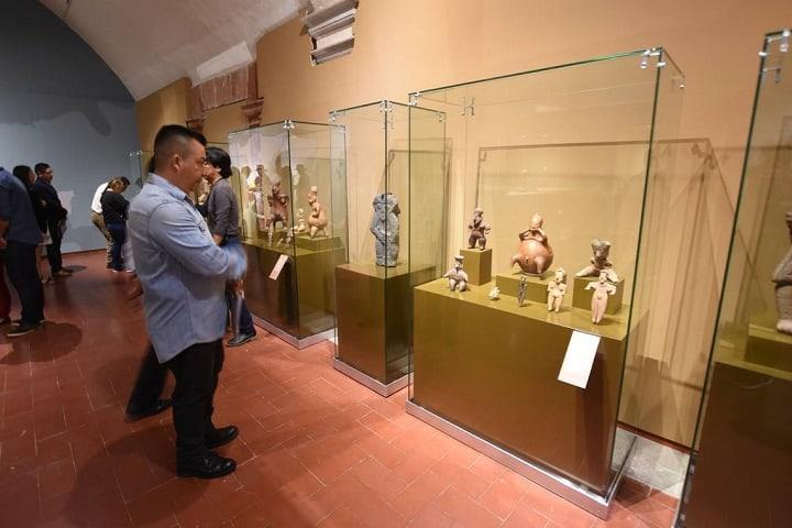 No te puedes perder ninguna de las obras que se exponen en el Museo Regional de Querétaro. Foto: Diario de Querétaro