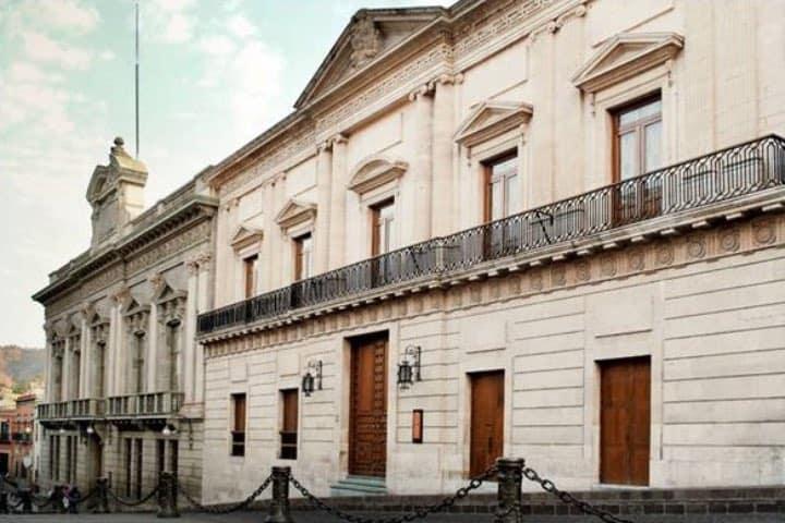 Fachada del Museo de Conde Rul y Valenciana. Foto: Mis Cuadernos