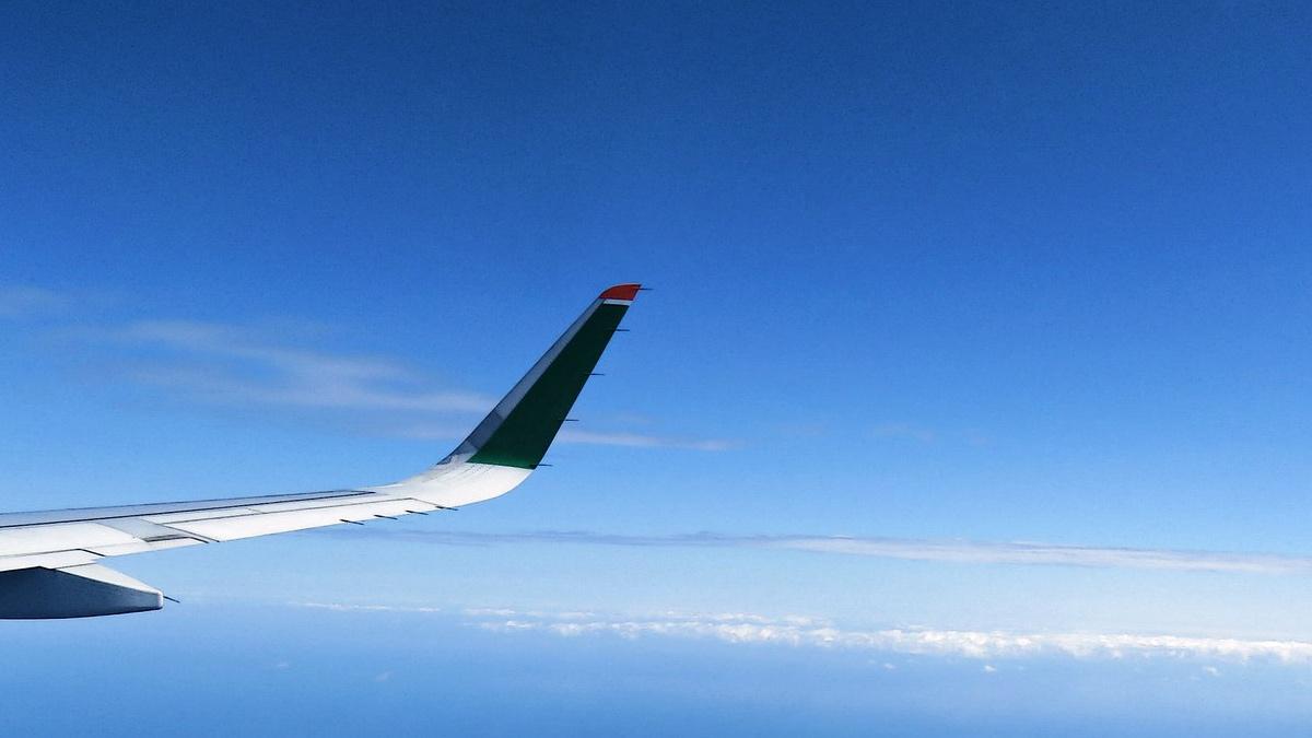 Flying-V el avión del futuro. Foto 小佳 顏