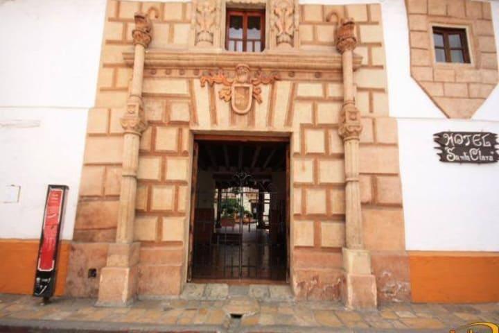 Fotos de San Cristobal de las Casas. Casa de la sirena. Imagen. Si Nos Dejan