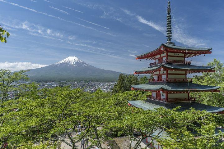 Fuji. Foto Thanapat Pirmphol