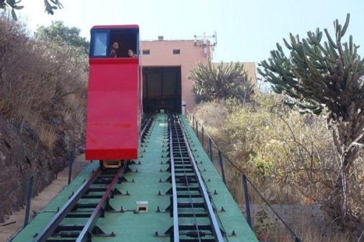 Funicular Guanajuato Foto: México destinos