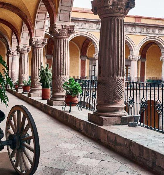 Museo Regional de Querétaro Foto: Marriott Bonvoy Traveler