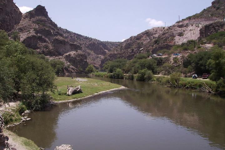 El Gran cañón Foto: Marisol Lirais | Flickr