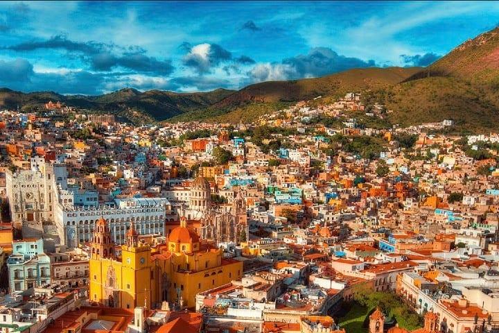 Guanajuato Foto: Visit México