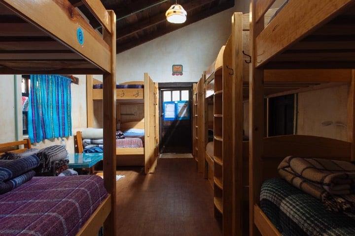 Habitación en la Posada del Abuelito. Foto: Booking