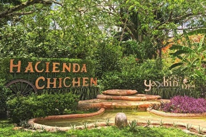 Hacienda Chichén & Yaxkin Spa Foto: zankyou