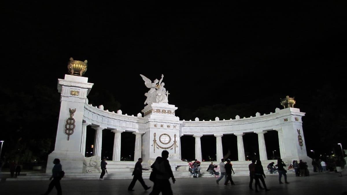 Hemiciclo a Juárez. Foto: Maricarmen Islas