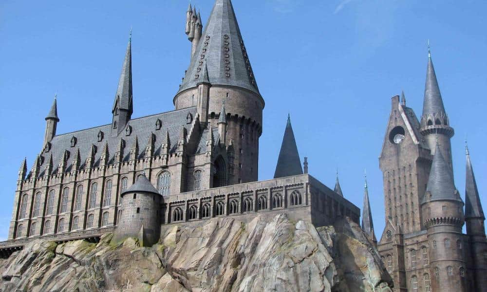 Hogwarts Foto de portada Foto Archivo