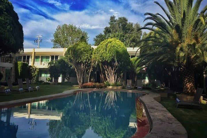 Hotel- Hotel rio Tequisquiapan 2