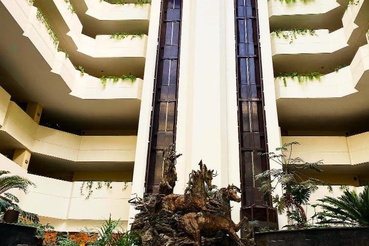 Hotel Hottson en León Guanajuato. Hotel. Imagen. José González